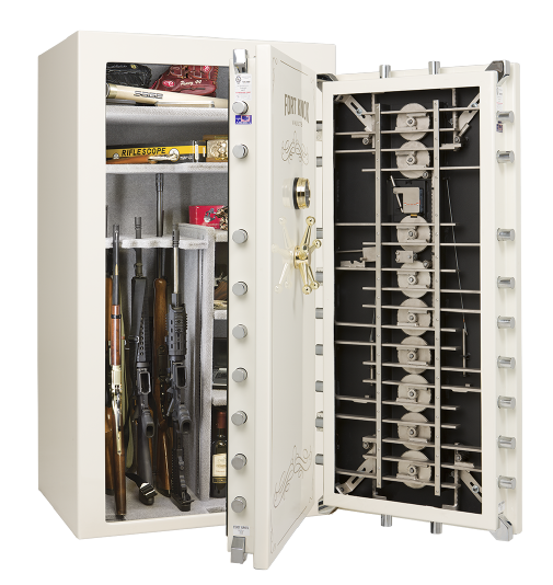 Why a gun safe is the best option for firearm safety for Building a panic room inside your house