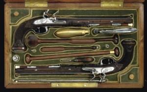 general_bolivar_dueling_pistols