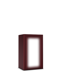 Burgundy Wine Safe Utah
