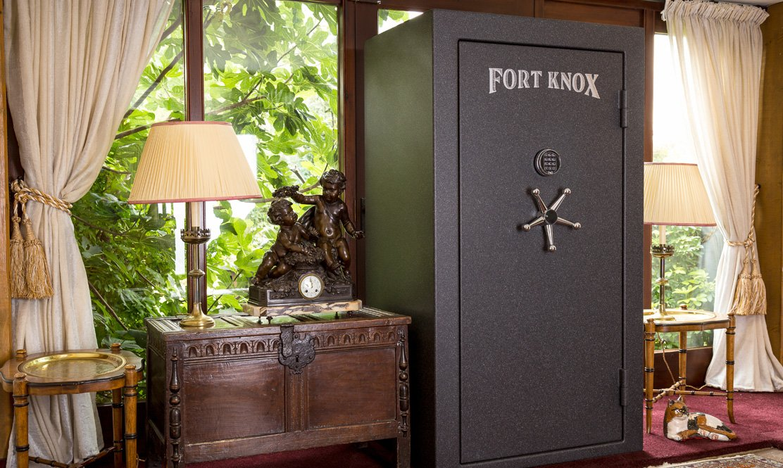 custom home vault