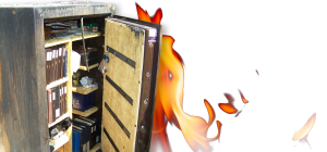 fireproof vaults and safes