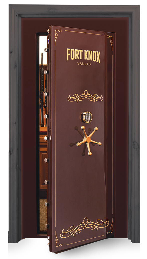 Out-Swing Vault Door Out-Swing & Vault Door Out-Swing | Fort Knox